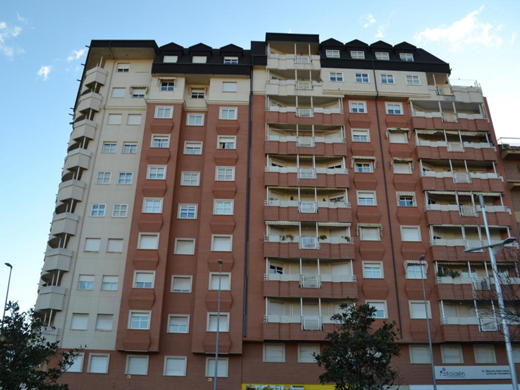 Edificación residencial